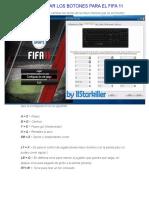 Configurar Los Botones Para El Fifa 11