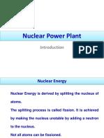 1 Nuclear Power Plant A