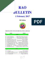 Bulletin 170201 (PDF Edition)