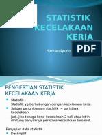 Pertanian 4. STATISTIK KECELAKAAN KERJA.pptx