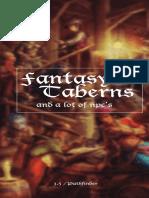 Fantasy Taberns 1.1