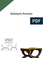 Mobiliario Romano