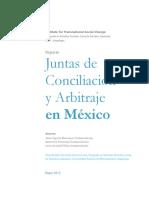 Juntas de Conciliación y Arbitraje en México
