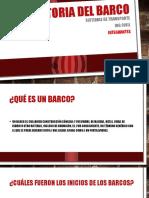 Historia Del Barco