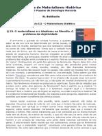 Capítulo III - O Materialismo Dialético.pdf