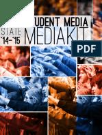 2014-2015 Student Media Kit