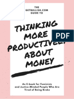 The GetBullish Guide to Thinking More Productively About Money