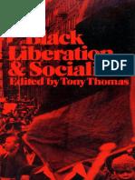 Black Liberation & Socialism