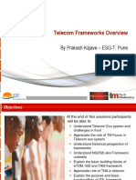 Telecom Frameworks Overview SS0491