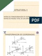Clase 5 - Matriz de Trasnsformacion