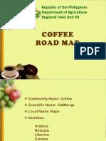 Coffee Roadmap