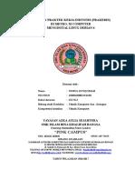 LAPORAN PRAKTEK KERJA INDUSTRI menginstal linux debian 6.doc