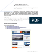 contoh Panduan Pengelolaan Website Desa.pdf