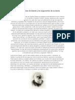 Las Aportaciones de Darwin y Los Argumentos de Su Teoría