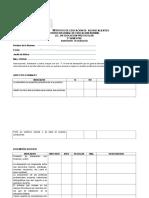 Instrumento de Evaluacion Practicas