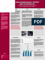 PPT Genigraphics Poster Template 44x44C