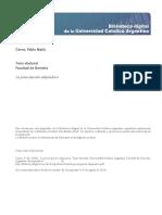 LA PRESCRIPCION ADQUISITIVA - PABLO MARIA CORNA.pdf