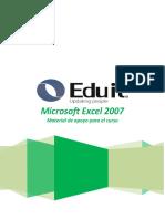 MS Excel 2007 Básico
