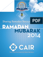 Sharing Ramadan Resource Guide 2014
