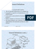 general definitions in computer