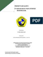 250008513-Case-penurunan-Kesadaran-Ec-Stroke-Hemoragik.docx