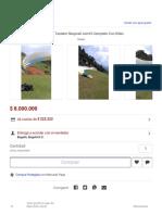Parapente Tandem Skaywall Join't3 Completo Con Sillas - $ 8.000.000 en Mercado Libre
