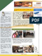 Boletin No. 1 Comunica y Aprende Junio 2010