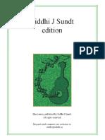 ABBA - Siddhi J. Sundt-Classical Guitar Solo