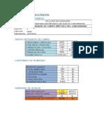 Analisis y Resultados-cono de Arena