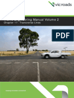 Traffic Engineering Manual Volume 2 Chapter 17 Transverse Lines July 2014 Ed 4