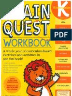 Brain Quest Workbook Ages 5-6