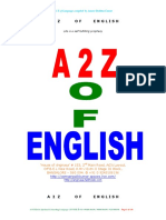 A 2 Z of English