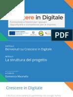 0102 La Struttura Del Progetto