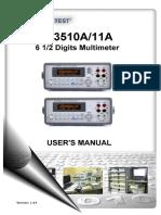 m3510a Mu User's Manual 1.04