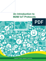 An Introduction to M2M IoT Protocols