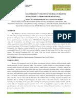 9.App -Effect of Various Superdisintegrants on Immediate Release