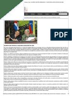 2004-12-14 i Cumbre - La Habana, Cuba - Acuerdo Entre Venezuela y Cuba Para La Aplicación Del Alba