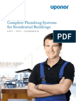 Uponor Solutions for Single Family Houses