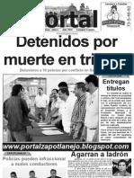 El Portal Zapotlanejo Julio 2010