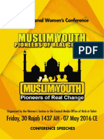 Muslim Youth Ideologis