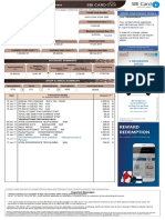 Download Card Statement PDF
