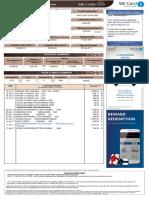 Download Card Statement PDF