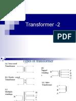 13 Transformer Cont
