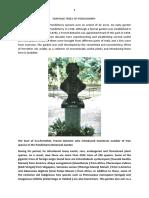 Heritage Trees of Pondicherry
