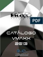 CATALOGO V-MAXX 2013, 20-02-13