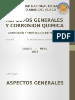 Corrosion Cap. i y II