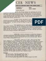 AFU_Saucer News Non-Scheduled Newsletter No 3