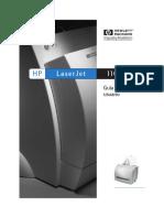 Hp Laserjet 1100 Guia Del Usuario