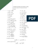 Ejercicios-1.2 Cálculo de límites
