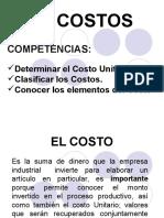CONTABILIDAD DE COSTOS-LOS COSTOS
